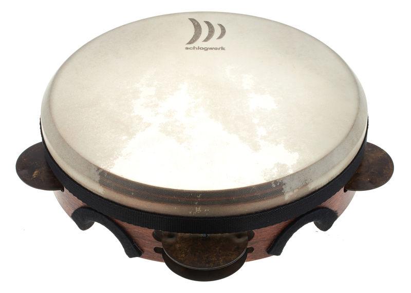"""Schlagwerk RT """"RIQ"""" Riqq Frame Drum"""