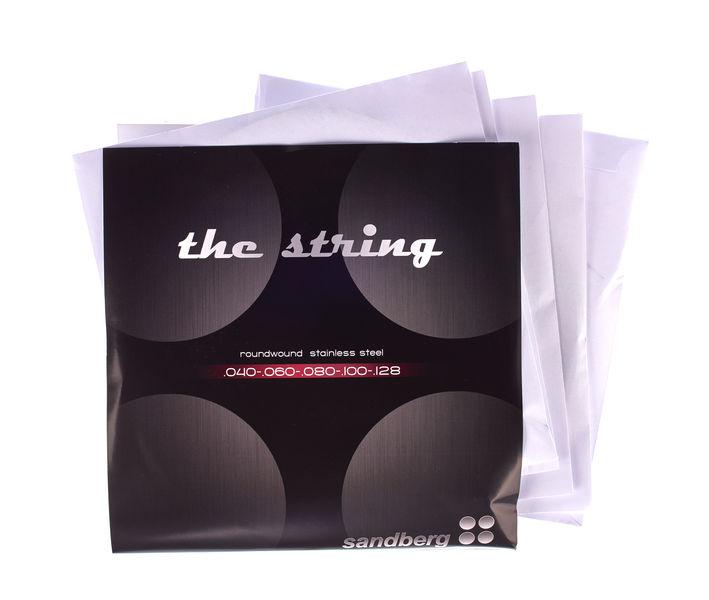 Sandberg Stringset 040-128