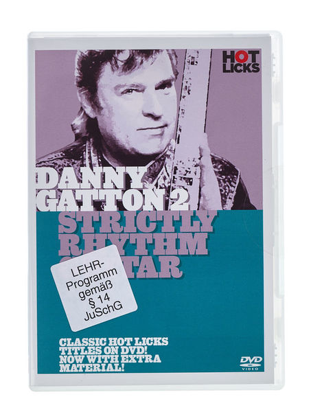 Music Sales Danny Gatton Strictly Rhythm