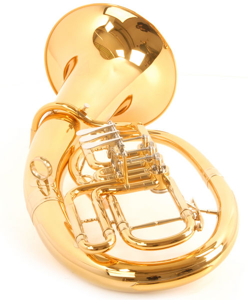 Kühnl & Hoyer 78/3 Baritone Goldbrass