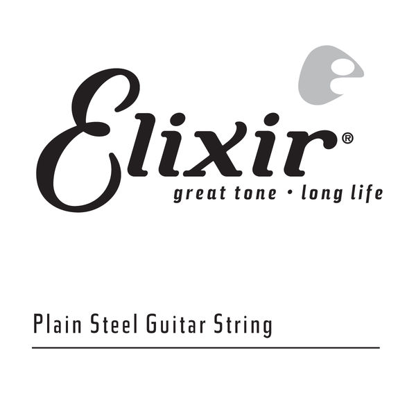 Elixir .011 Single String Plain Steel