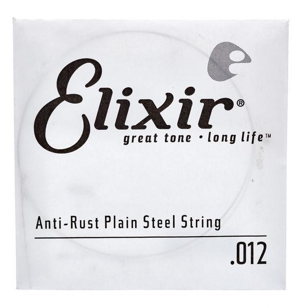 Elixir .012 Plain Steel