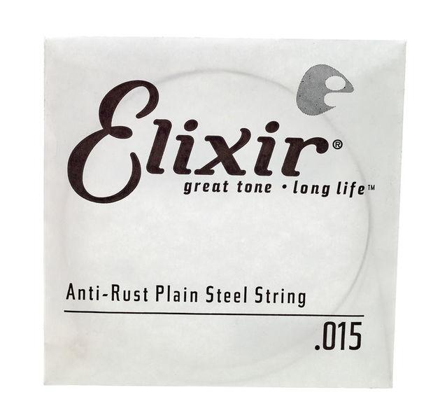 Elixir .015 Plain Steel