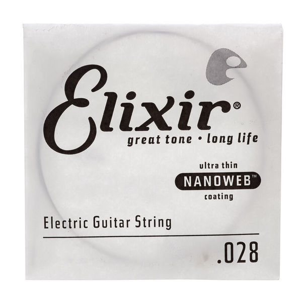 Elixir .028 Electric Guitar