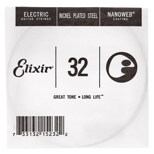 Elixir .032 Electric Guitar