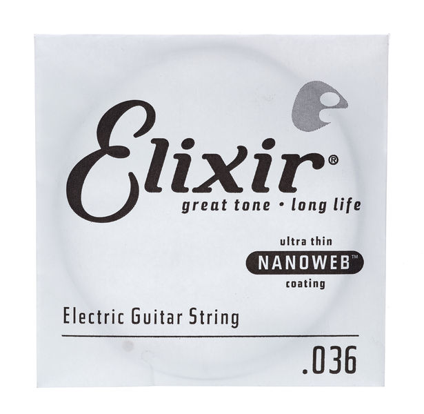 Elixir .036 Electric Guitar