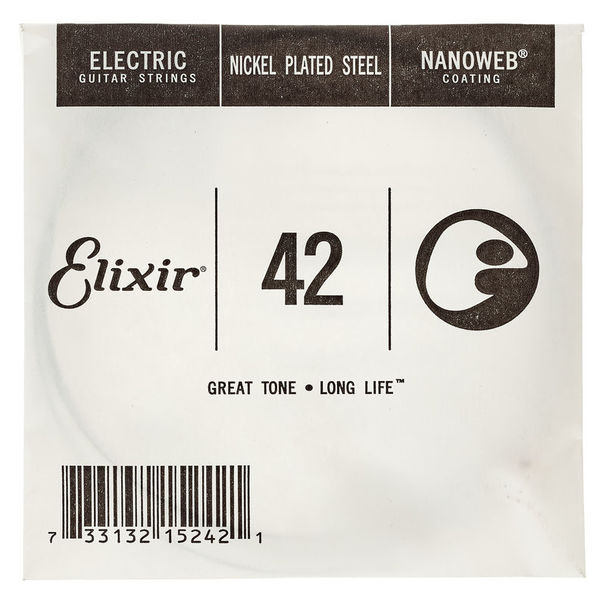 Elixir .042 Electric Guitar