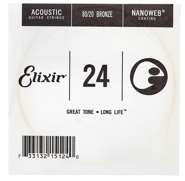 Elixir .024 Western Guitar