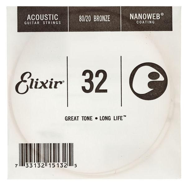 Elixir .032 Western Guitar