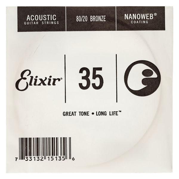 Elixir .035 Western Guitar