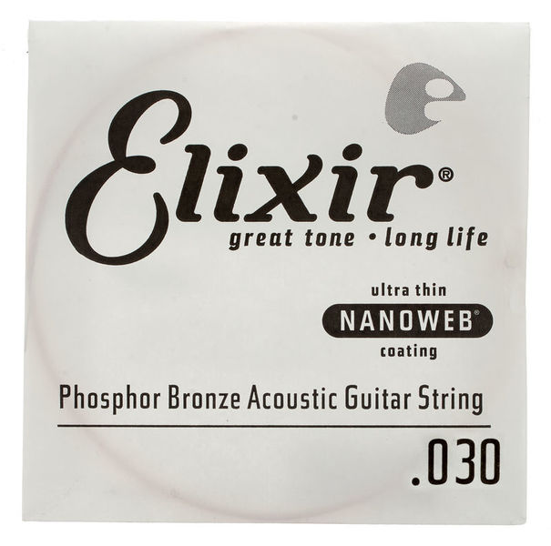 Elixir .030 Western Guitar Ph.