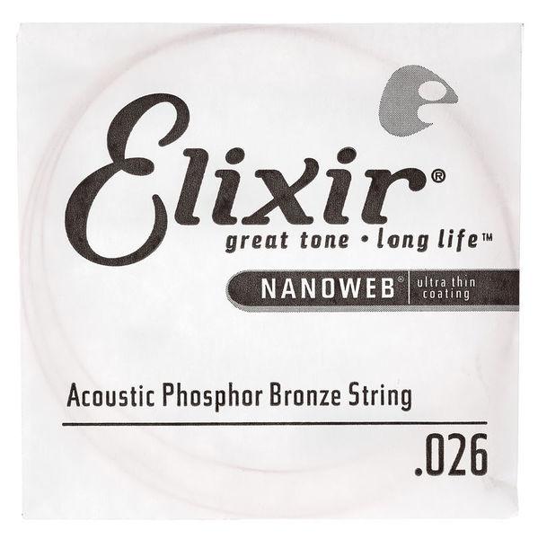 Elixir .026 Western Guitar Ph.
