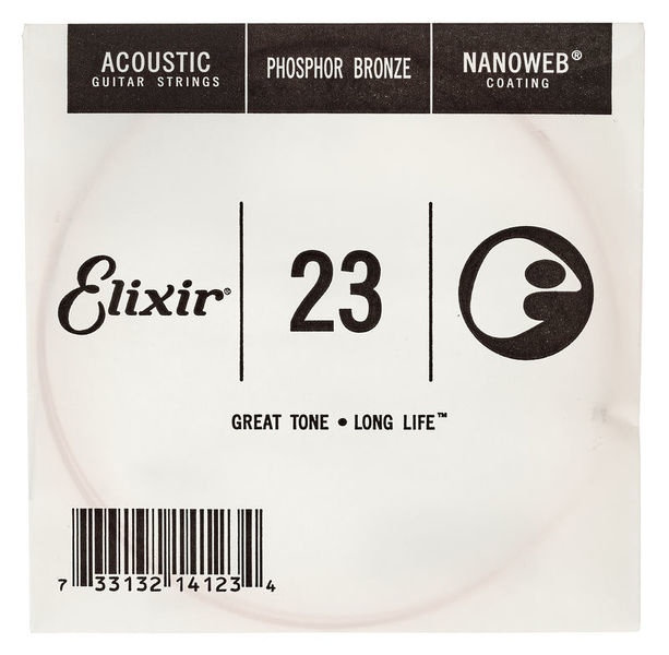Elixir .023 Western Guitar Ph.