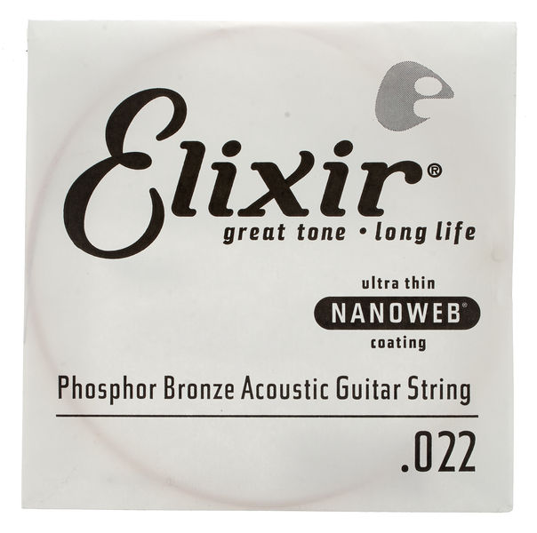 Elixir .022 Western Guitar Ph.