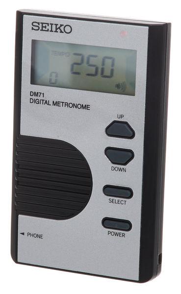 Seiko DM-71 Metronome SI