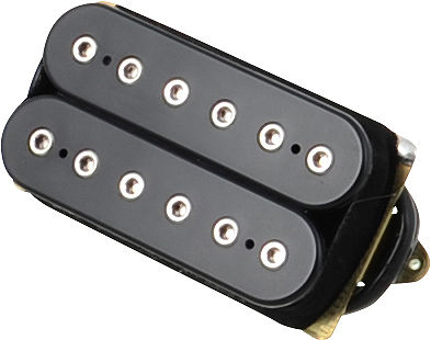 DiMarzio DP 216 Mo Joe BK