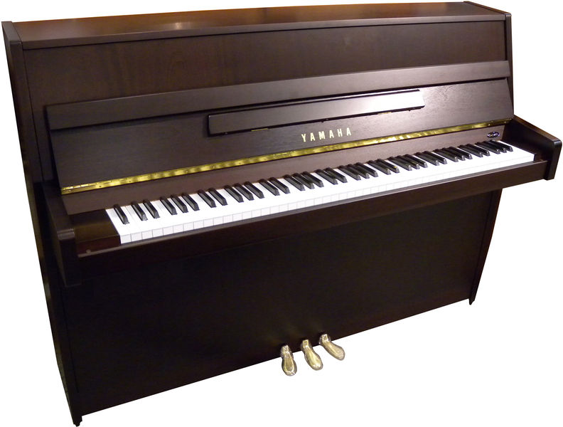 Yamaha b1 opdw upright piano thomann uk for Yamaha piano upright