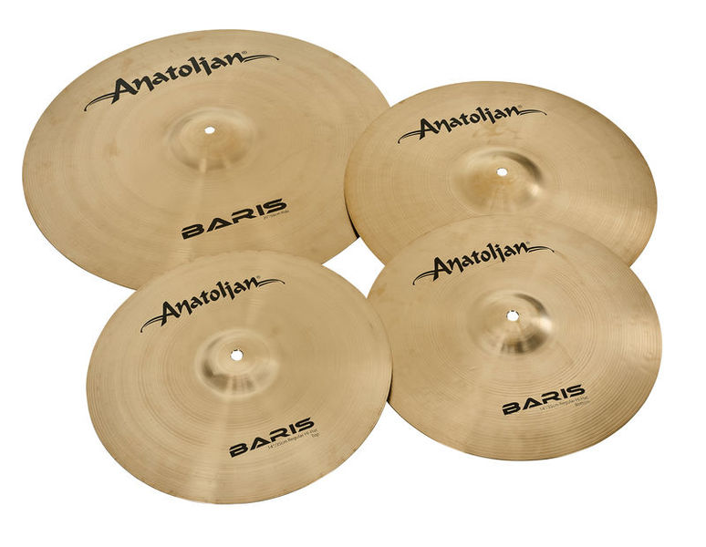 "Anatolian Baris Set ""Regular"" Complete"