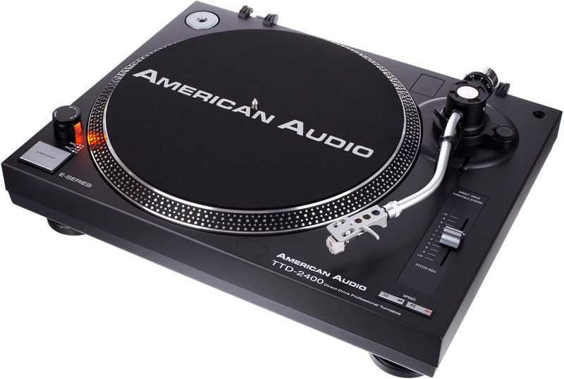 TTD 2400 American Audio