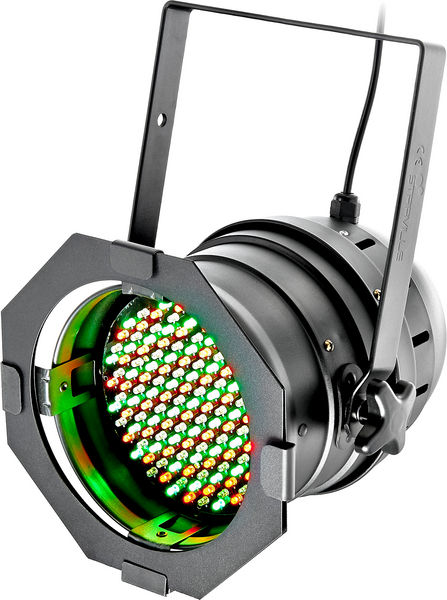 Stairville LED PAR 64 Alu black