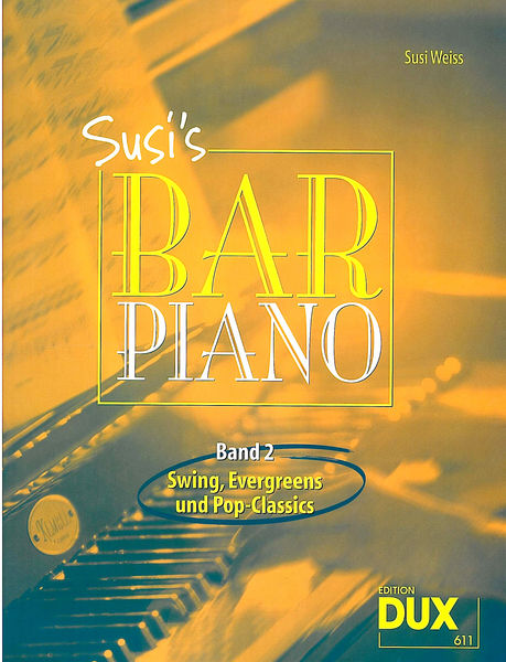 Edition Dux Susi's Bar Piano Vol.2