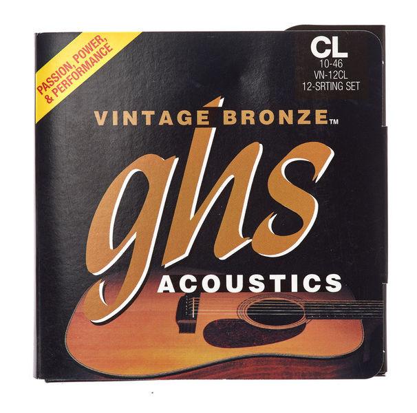 GHS VN-12CL Vintage Bronze