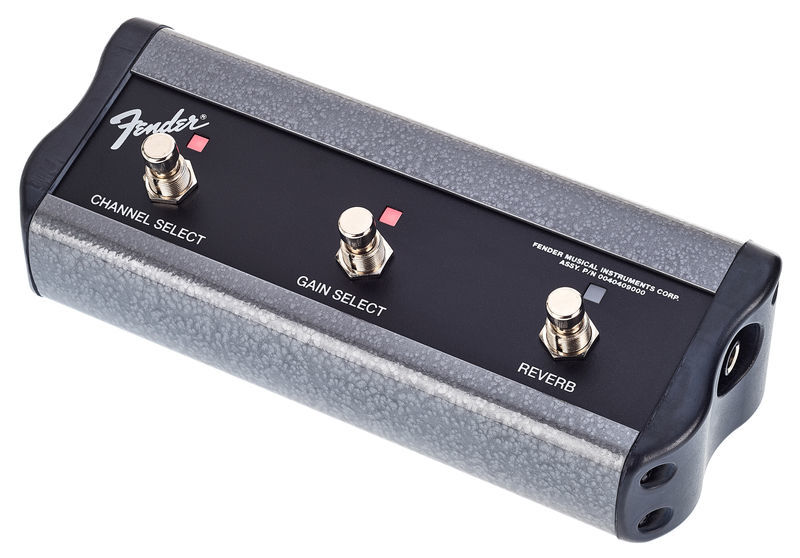Fender 3-Button Footswitch