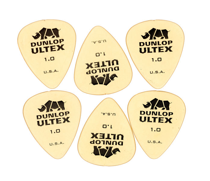 Dunlop Ultex 421 Picks 1.0