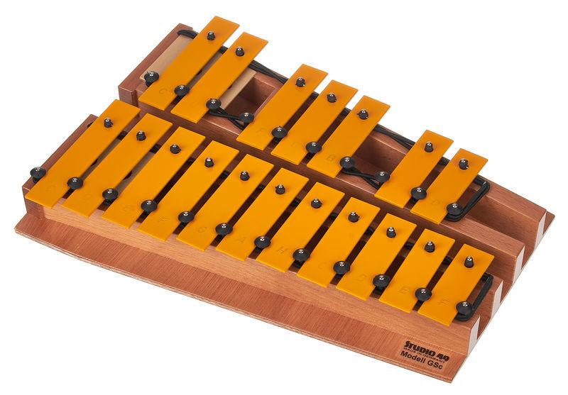 GSc Soprano Glockenspiel Studio 49