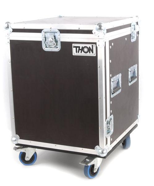 Thon L-Rack 10U Wheels