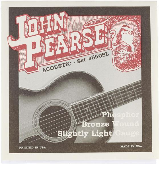 John Pearse 550SL Phosphor Bronze