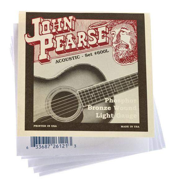 John Pearse 600L Phosphor Bronze
