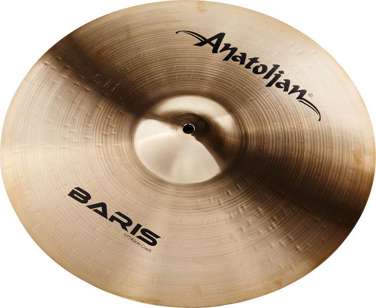 "Anatolian 17"" Crash Baris Series"