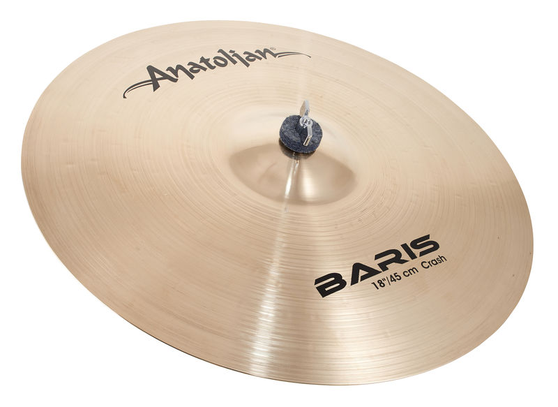 "Anatolian 18"" Crash Baris Series"