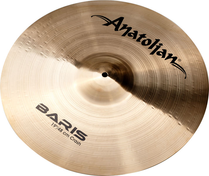 "Anatolian 19"" Crash Baris Series"