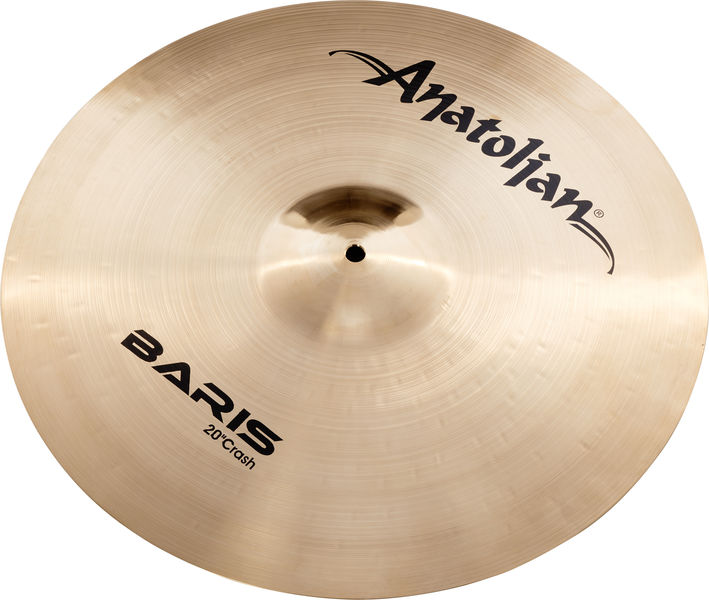 "Anatolian 20"" Crash Baris Series"
