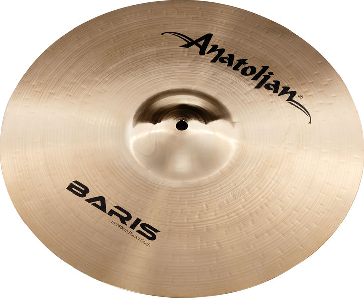 "Anatolian 16"" Power Crash Baris Serie"