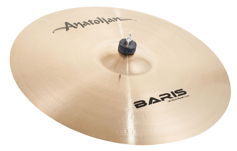 "Anatolian 18"" Power Crash Baris Series"