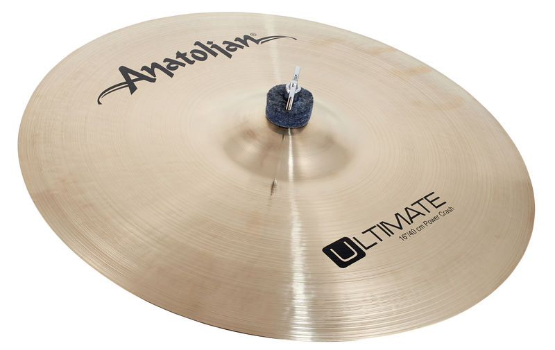 "Anatolian 16"" Power Crash Ultimate Serie"