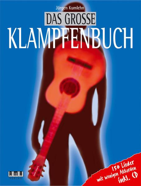 AMA Verlag Kumlehn Große Klampfenbuch