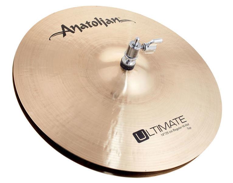 "Anatolian 14"" Regular Hi-Hat Ultimate"