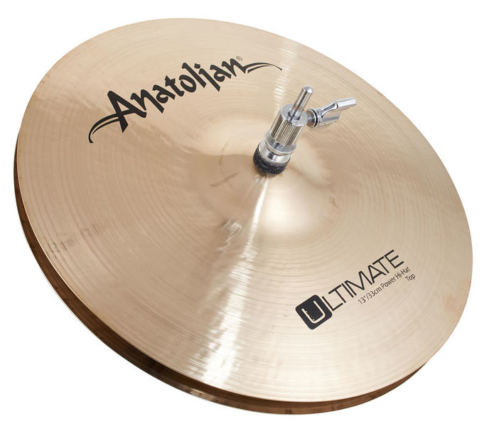 "Anatolian 13"" Power Hi-Hat Ultimate"