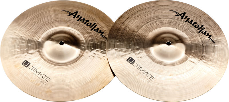 "Anatolian 14"" Power Hi-Hat Ultimate"