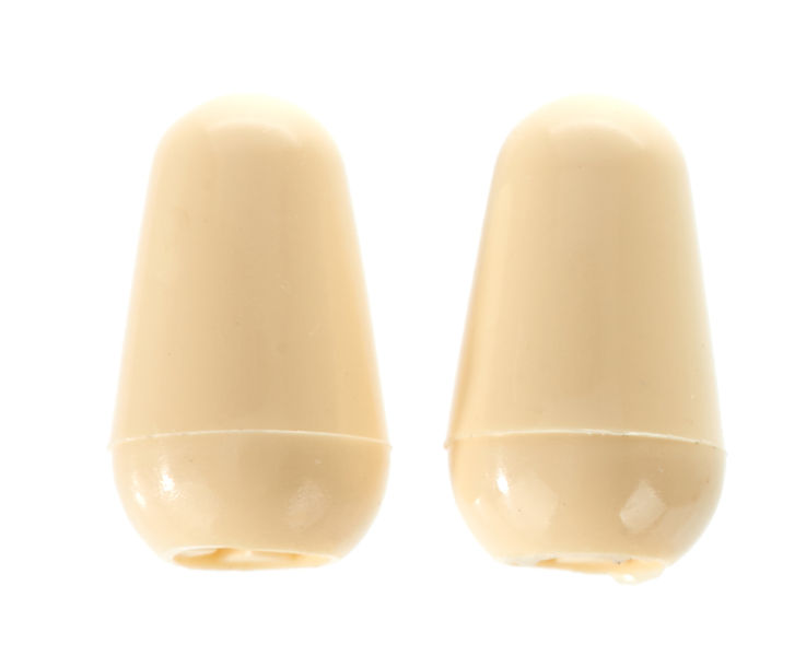 Fender Switch Tips Aged White