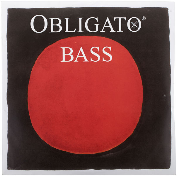 Pirastro Obligato D Double Bass 4/4-3/4
