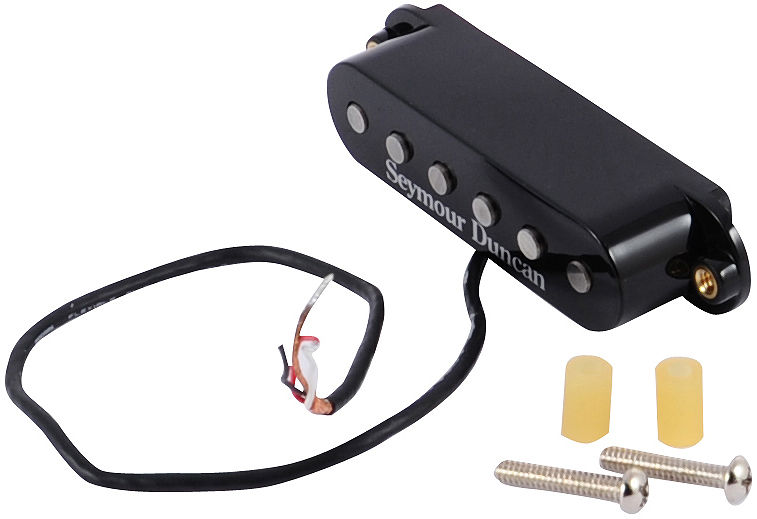 Seymour Duncan STK-S4M RV/RP BLK Stack Plus