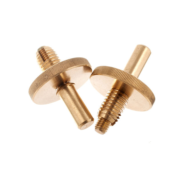 Dictum Height Adjustment Screws Brass