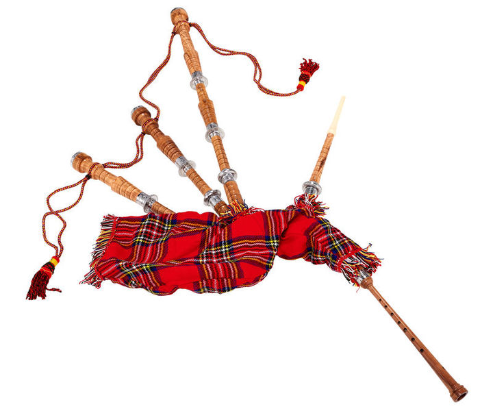 Thomann Mc Big Bagpipes Cocus L