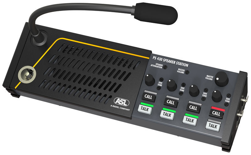 ASL Intercom PS 430