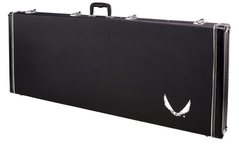Dean Guitars Deluxe Case Razorback Guitar